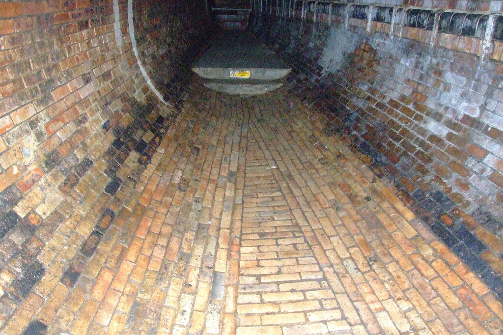 When were the sewers made? 1/2
