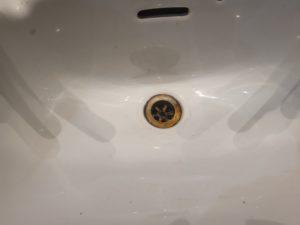 plughole bathroom sink